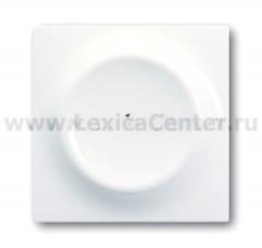 Заглушка альпийский белый impuls (ABB) [BJE1742-74] 1753-0-4930