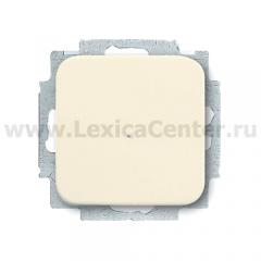 Заглушка белый Duro 2000 SI белый (ABB) [BJE2538-212] 1715-0-0218