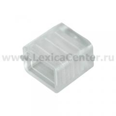 Заглушка для ленты 220V 5050 Электростандарт Аксессуары для светодиодной ленты
