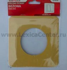 Zamel Золото Накладка защитная на обои 1-ая (OSX-910 gold)
