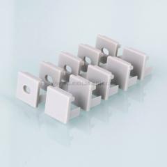 ZLL-2-ALP003 Электростандарт Комплект заглушек для квадратного углового алюминиевого профиля для светодиодной ленты (10 пар)